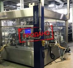 Этикетировочный автомат KRONES Solomatic