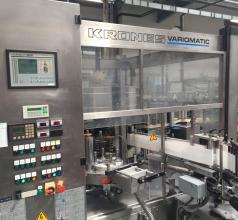 Этикетировочный автомат KRONES VARIOMATIC 960-16