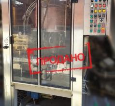 Укупорочный автомат винтовым колпачком BERTOLASO SIGMA 604