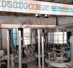 Этикетировочная машина KRONES BONAMATIC